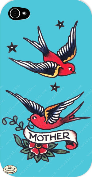 Pdxc7769A B & C -- Retro Tattoos Color Illustration