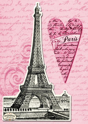 Pdxc7906 -- City Of Love Original Collage