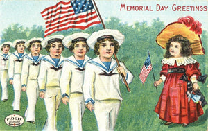 Pdxc7944 -- Fourth Of July Postcard