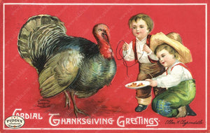 Pdxc7951 -- Thanksgiving Postcard