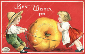 Pdxc7952 -- Thanksgiving Postcard