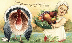 Pdxc7953 -- Thanksgiving Postcard