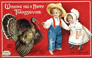 Pdxc7954 -- Thanksgiving Postcard