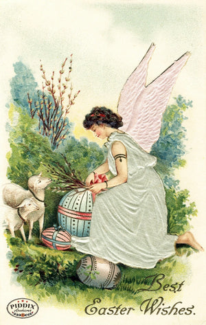 Pdxc7968 -- Easter Postcard