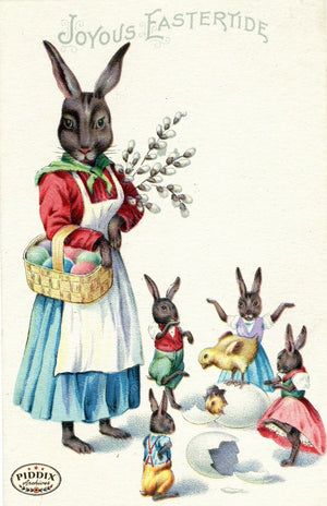 Pdxc7969 -- Easter Postcard