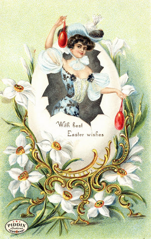 Pdxc7970 -- Easter Postcard