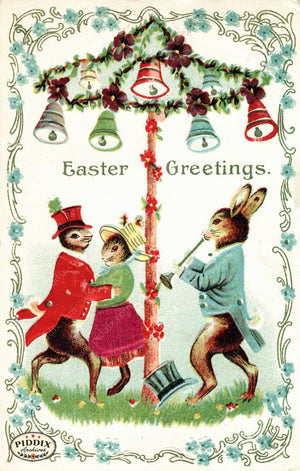 Pdxc7973 -- Easter Postcard