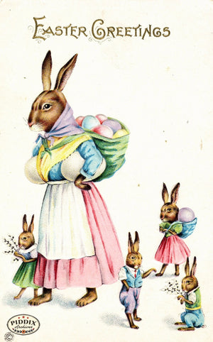 Pdxc7974 -- Easter Postcard