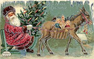 Pdxc8153 -- Santa Claus Color Illustration