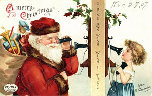 Pdxc8162 -- Santa Claus Color Illustration