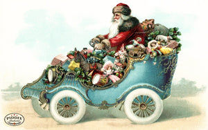 Pdxc8164 -- Santa Claus Color Illustration