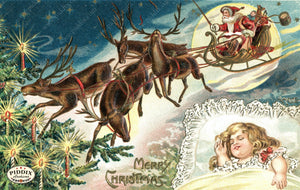Pdxc8173 -- Santa Claus Color Illustration