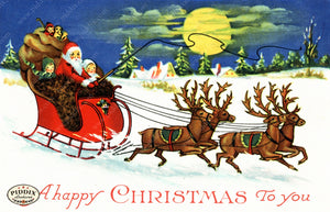 Pdxc8217 -- Santa Claus Color Illustration