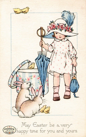 Pdxc8295 -- Easter Postcard