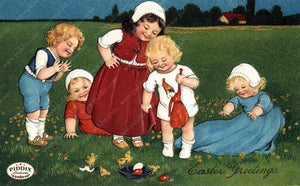 Pdxc8299 -- Easter Postcard