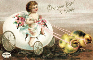 Pdxc8306 -- Easter Postcard