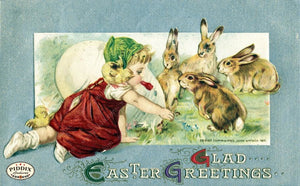 Pdxc8314 -- Easter Postcard