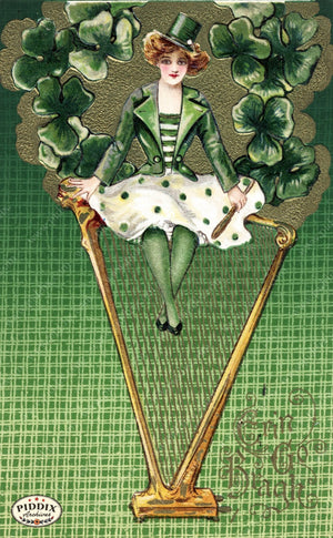 Pdxc8346 -- St. Patricks Day Postcard