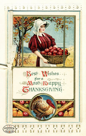 Pdxc8349 -- Thanksgiving Postcard
