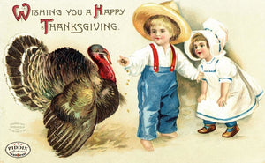 Pdxc8352 -- Thanksgiving Postcard