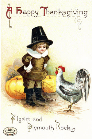Pdxc8353 -- Thanksgiving Postcard