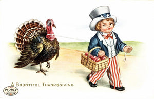 Pdxc8357 -- Thanksgiving Postcard