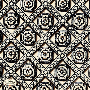 Pdxc8444 -- Patterns Black & White Lithograph