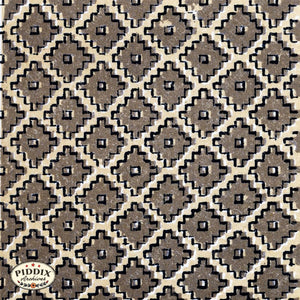 Pdxc8448 -- Patterns Black & White Lithograph