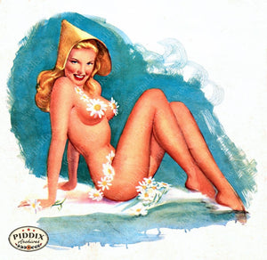 Pdxc9294 -- Pin-Ups Color Illustration