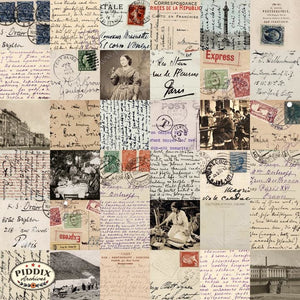 Pdxc9576 -- Scrapbook 12X12-Inch Pages Original Collage