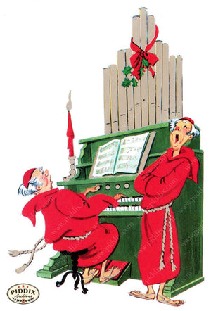 Pdxc9789 -- Christmas Color Illustration