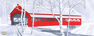 Pdxc9794 -- Snowy Scenes Color Illustration