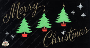 Pdxc9881 -- Christmas Words Color Illustration