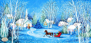 Pdxc9915 -- Snowy Scenes Color Illustration