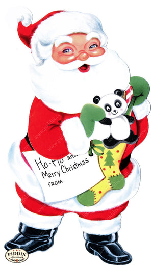 Santa Claus Pdxc9809 Color Illustration