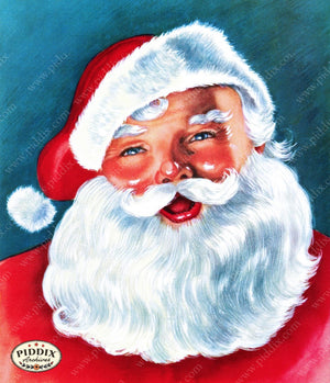 Santa Claus Pdxc9899 Color Illustration