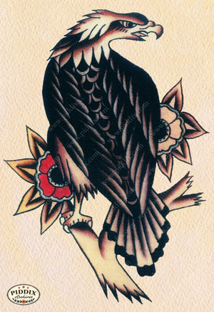 Tattoo Pdxc12282 Color Illustration