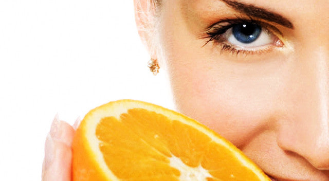Why Vitamin C Helps Aging Skin