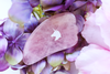 The LOVE Unicorn : Rose Quartz - Perhaps Unicorn  - 2