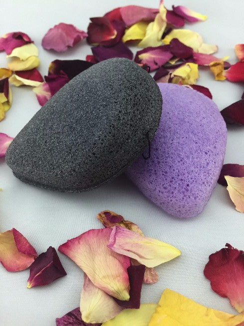 Tear Drop Konjac Sponge Value Pack - Perhaps Unicorn  - 1