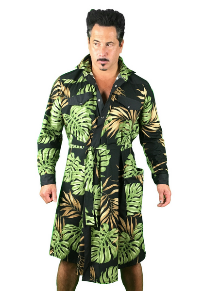 Bold Robe: The Aloha