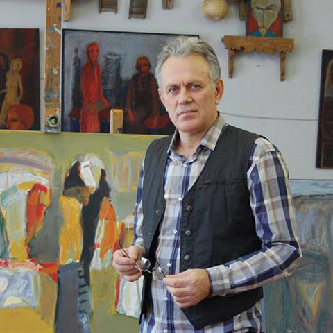 Tudor Zbarnea's profile picture on fineartmoldova.com