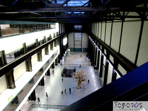 Tate Modern, The Switch House, fineartmoldova, Toporas Online Art Gallery