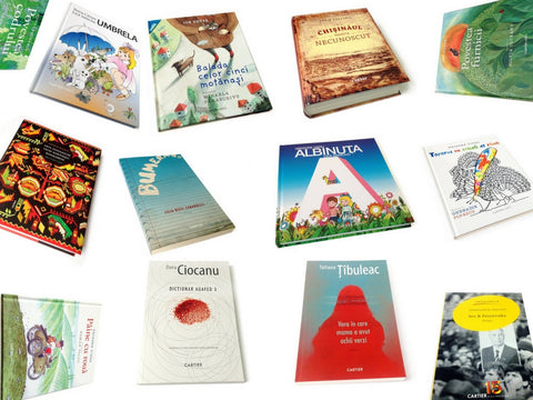 Books in Romanian on fineartmoldova.com