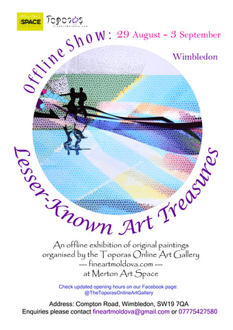 Offline Show_ painting exhibition