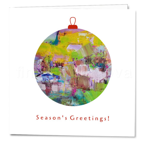 Delight - Season's Greetings! - packs of 5 or 10