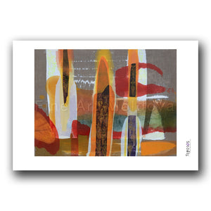 Fine art print titled Interference by Moldovan artist Florina Breazu