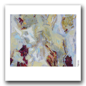 Fine art print titled Impossible by Moldovan artist Florina Breazu