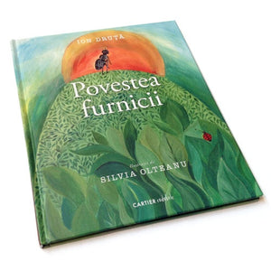 Povestea Furnicii de Ion Druta Children's Book