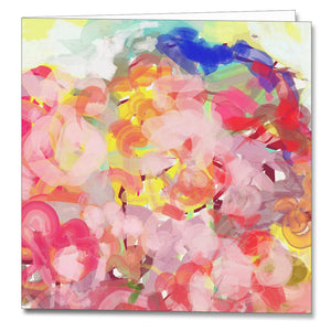 Greeting Card Bouquet I
